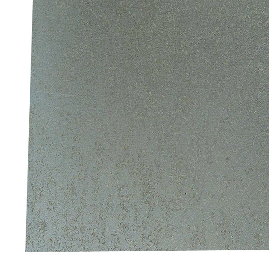 MD Metal Sheets 1 x 2' Galvanized Steel