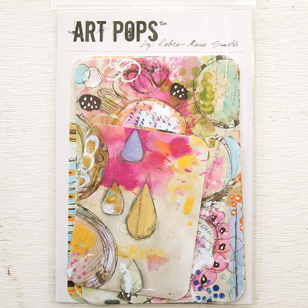 Art Pops Cards - Wait For Me by Roben-Marie Smith