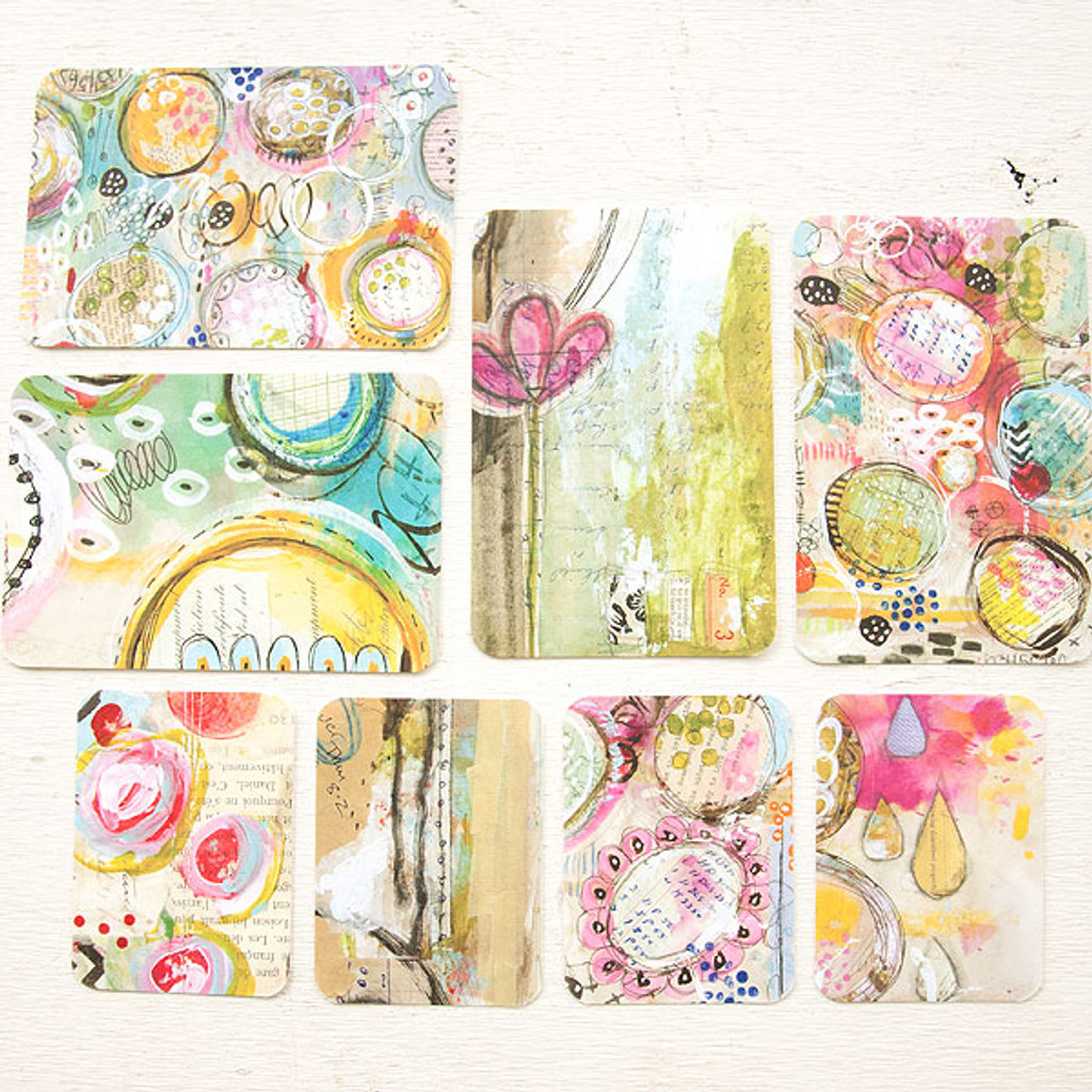 Art Pops Cards — Wait For Me by Roben—Marie Smith