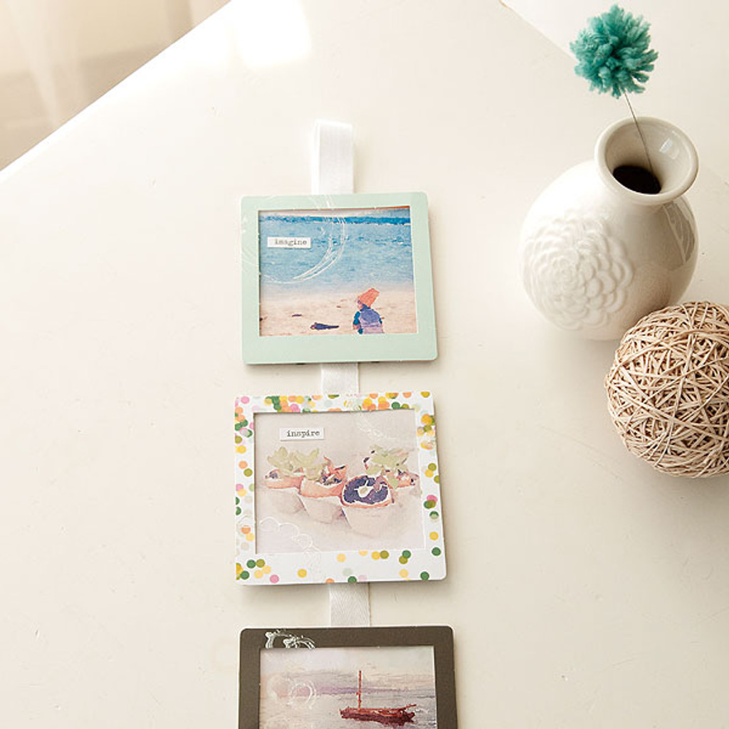 Insta-Scrap Hanging Frame Project