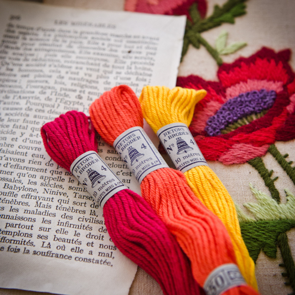 The Embroideress Bundle in Summer
