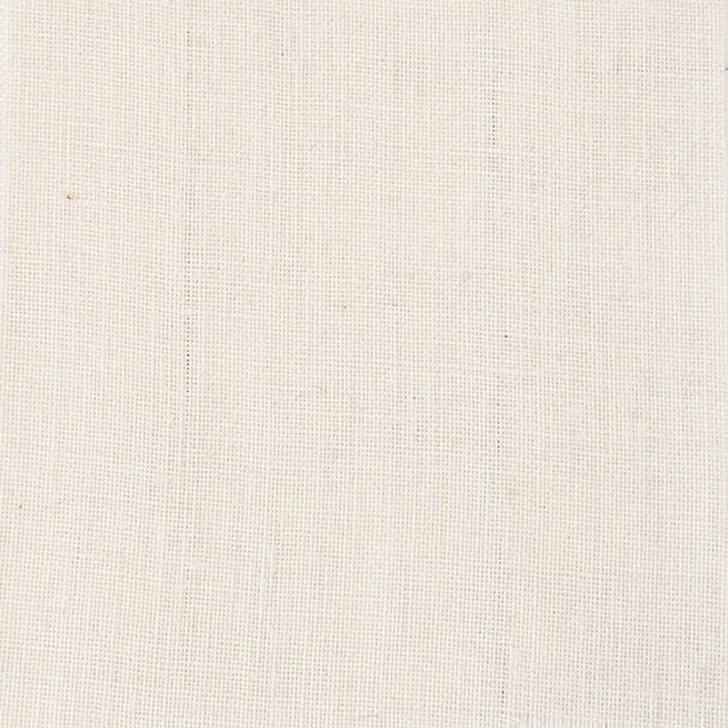 Canvas Corp Burlap Sheet — Ivory