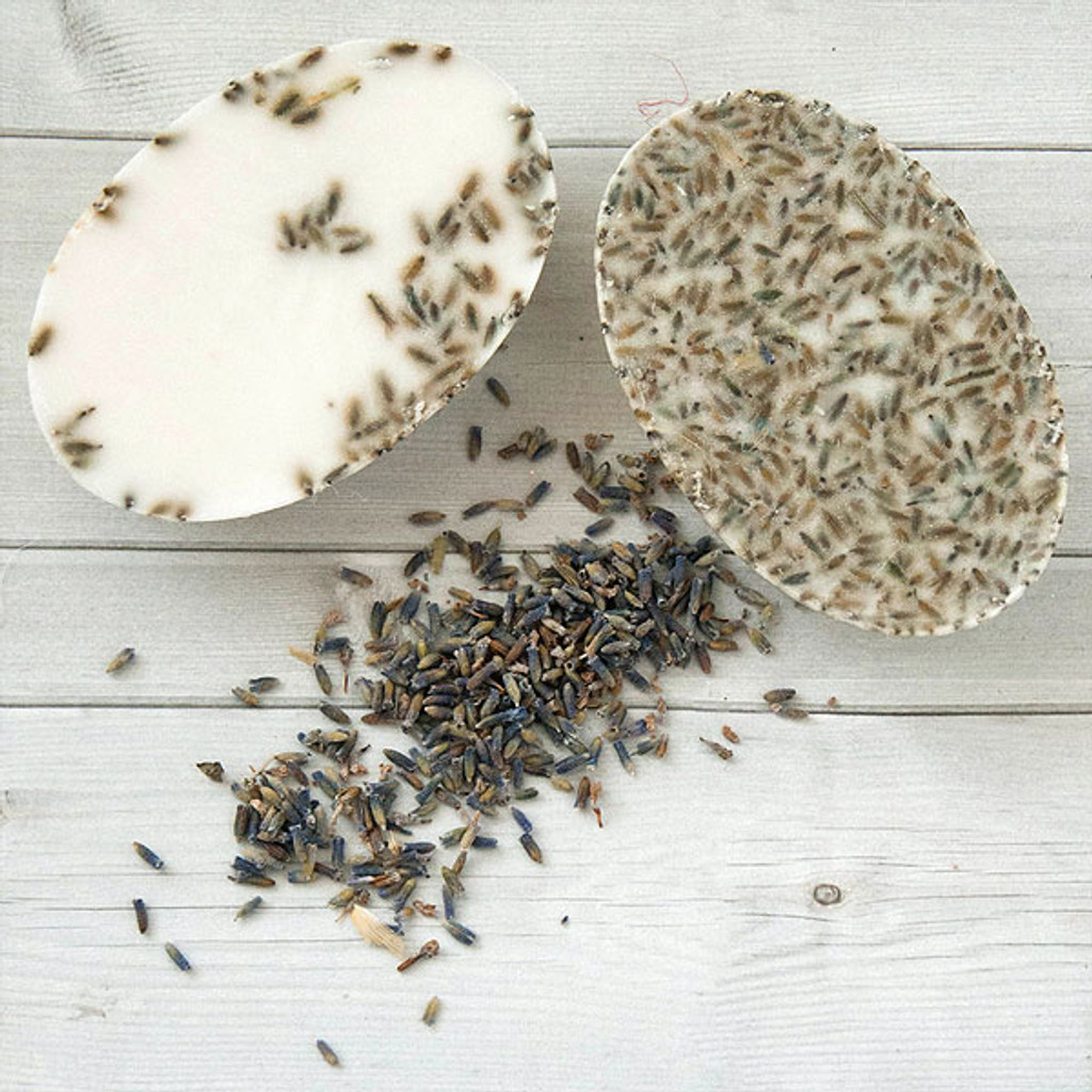Homemade English Lavender Soap Project