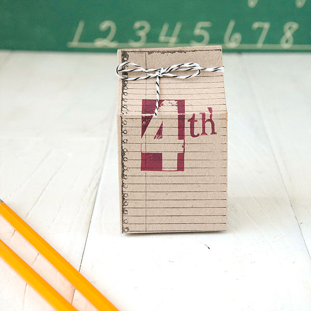 Back to School Teacher Treat Boxes Project