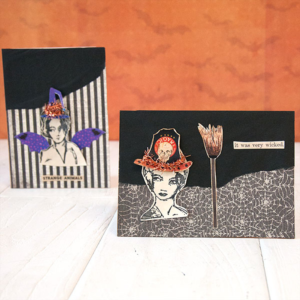 Wicked Witch Card Set Project