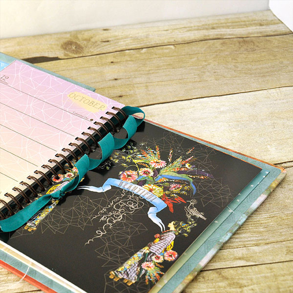 Personalize Your Weekly Planner Project