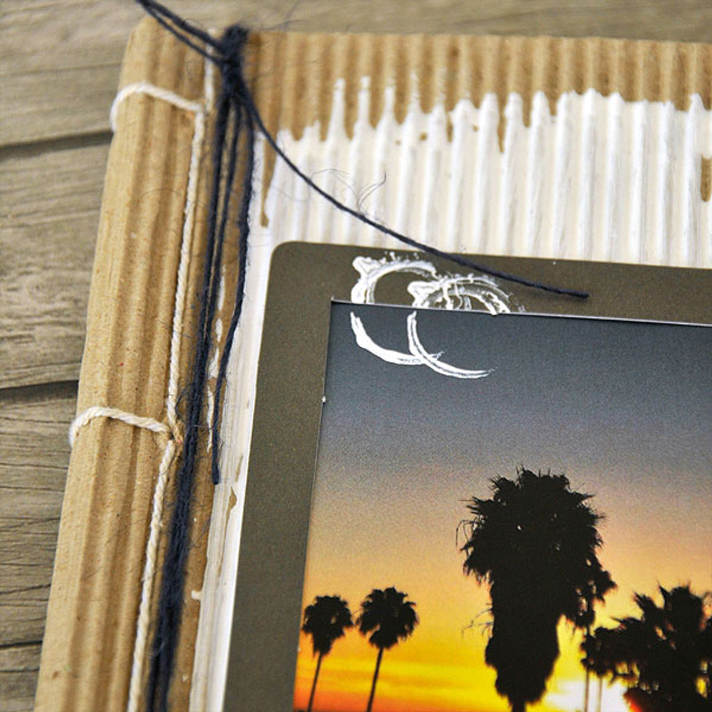 Capture Life's Moments Inspirational Journal Project
