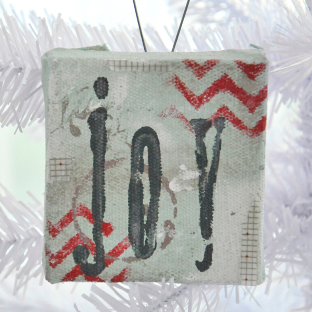 A Merry Mixed-Media Christmas Project by Christen Hammons