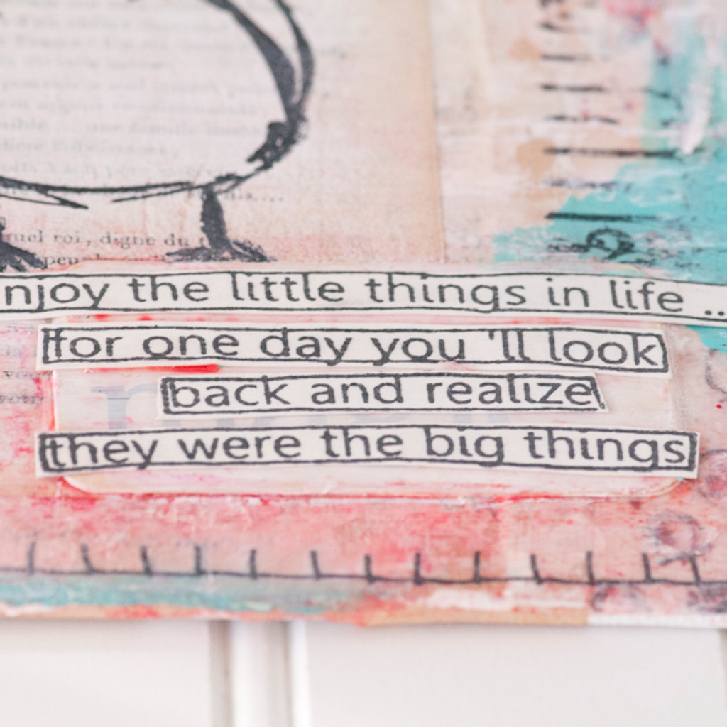 Enjoy the Little Things Project