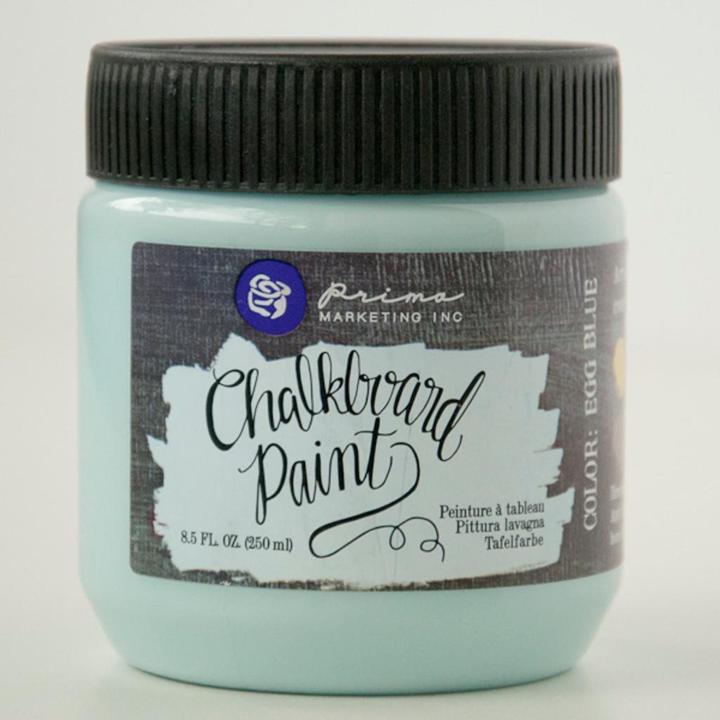 Prima Marketing Chalkboard Paint — Egg Blue