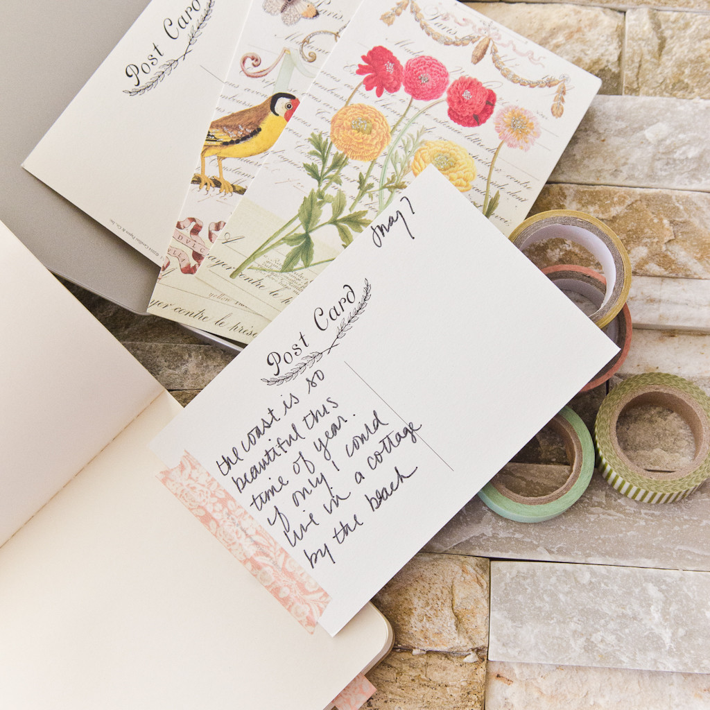 Grace Notes Journal by Christen Hammons