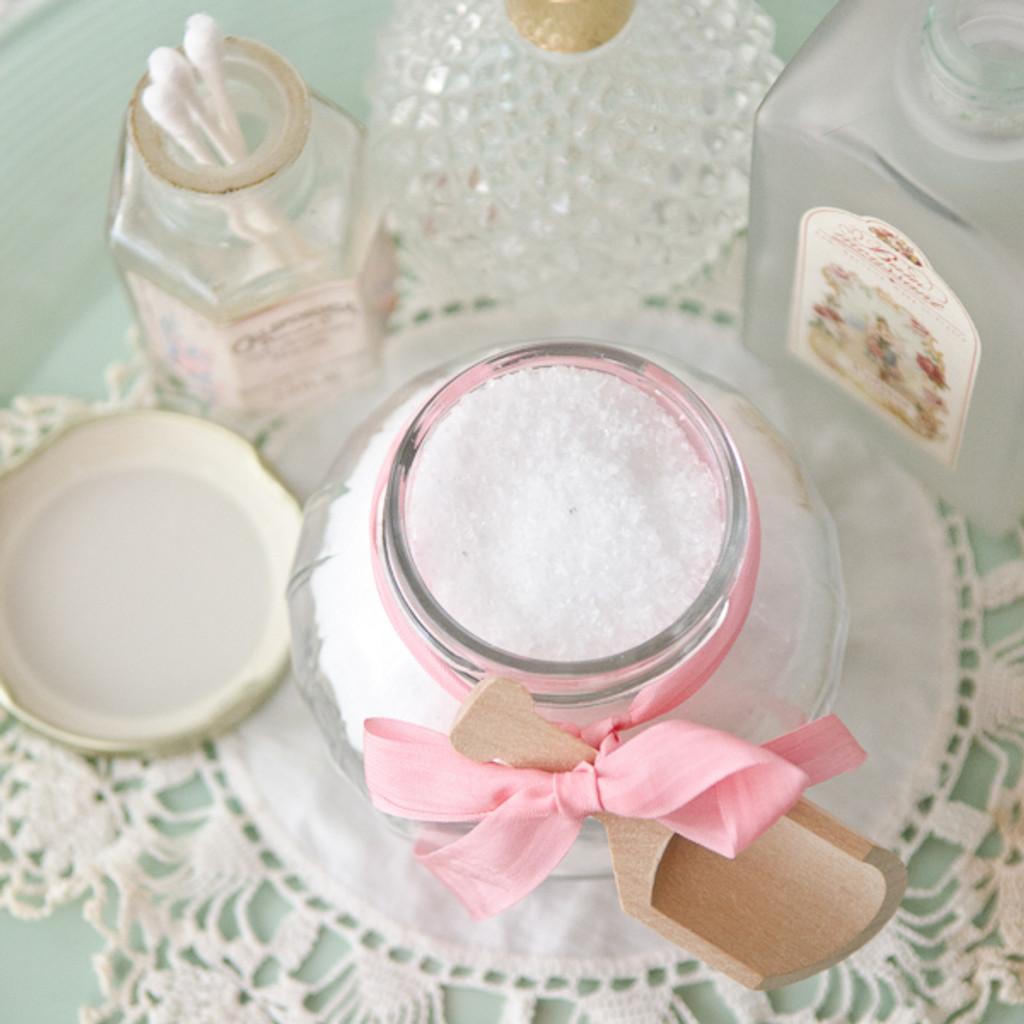 Epsom Salt — 8 oz Jar