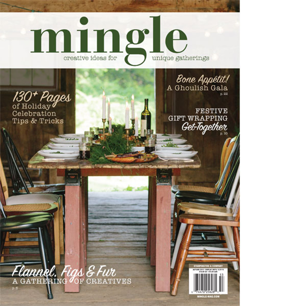 Mingle Autumn 2015