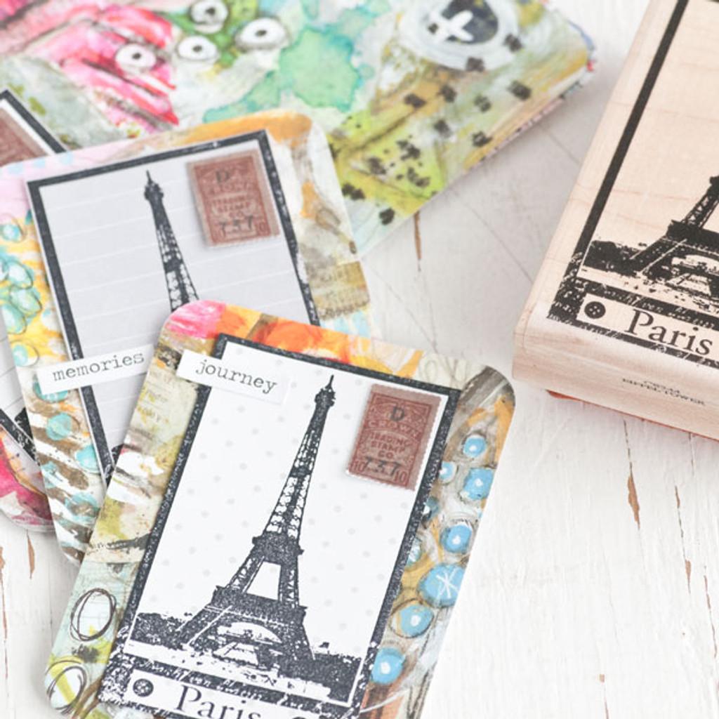 Let€'s Go To Paris ATC Project
