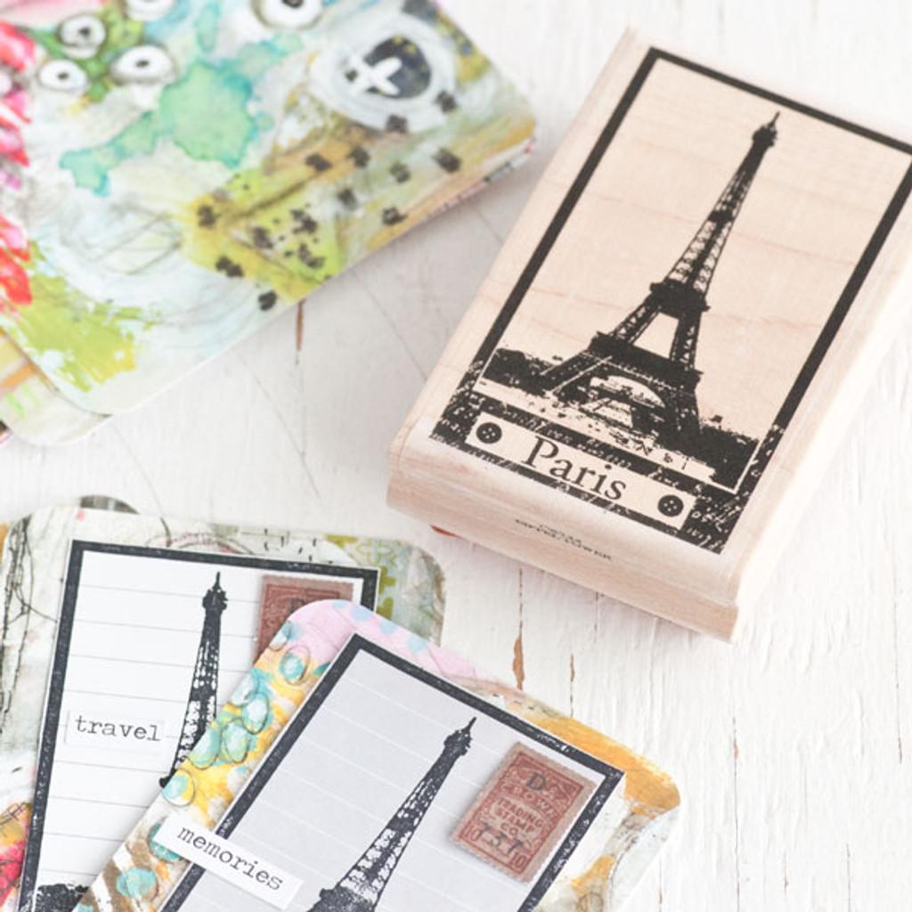 Let's Go To Paris ATC Project