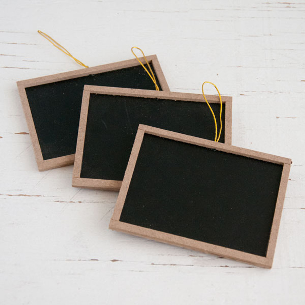 Mini Chalkboards – Kit of 3