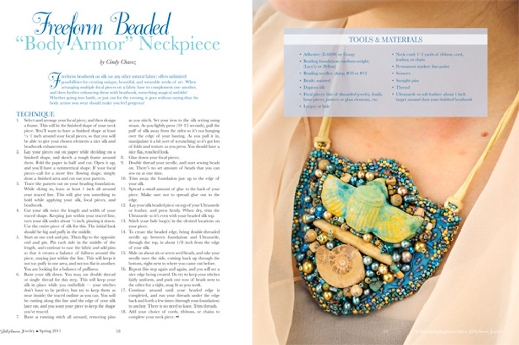Belle Armoire Jewelry Spring 2011