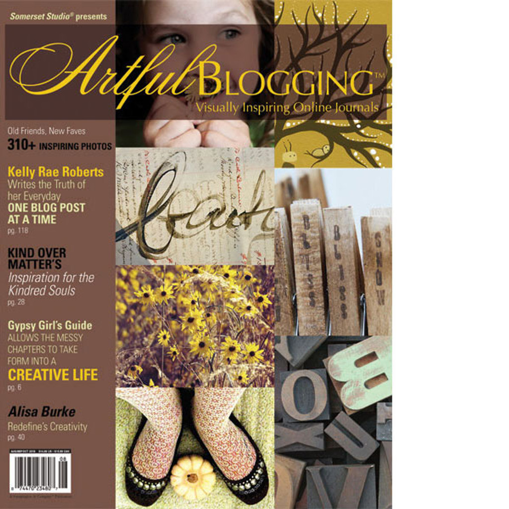 Artful Blogging Autumn 2010