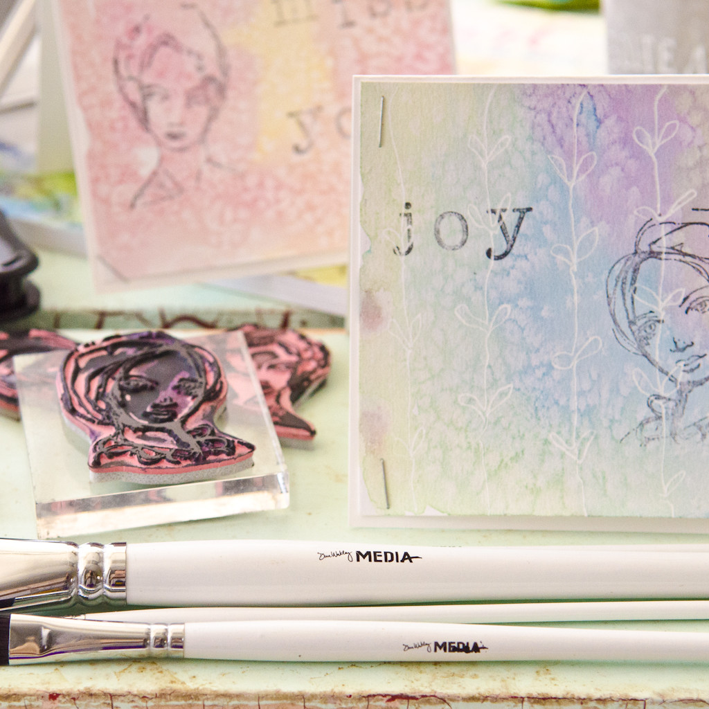 Ways with Watercolors Project by Christen Hammons