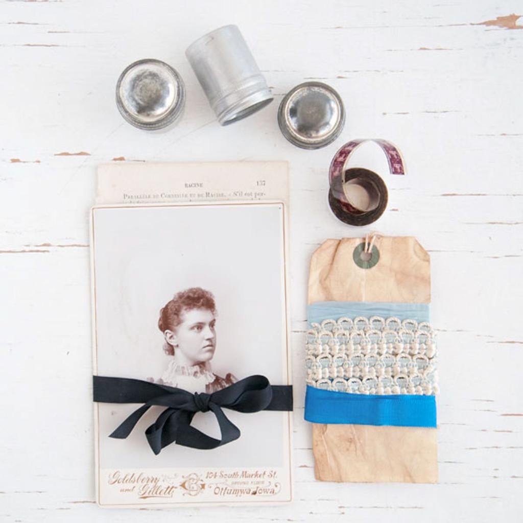 Somerset Boutique Timeless Nostalgia Ephemera Pack