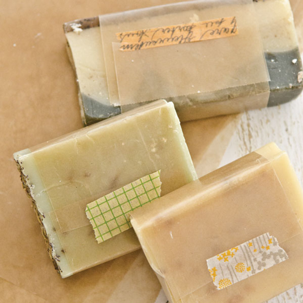 Super Simple Soap Packaging by Christen Hammons