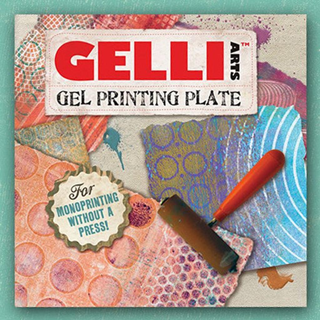Gelli Arts Gel Printing Plate 6 x 6