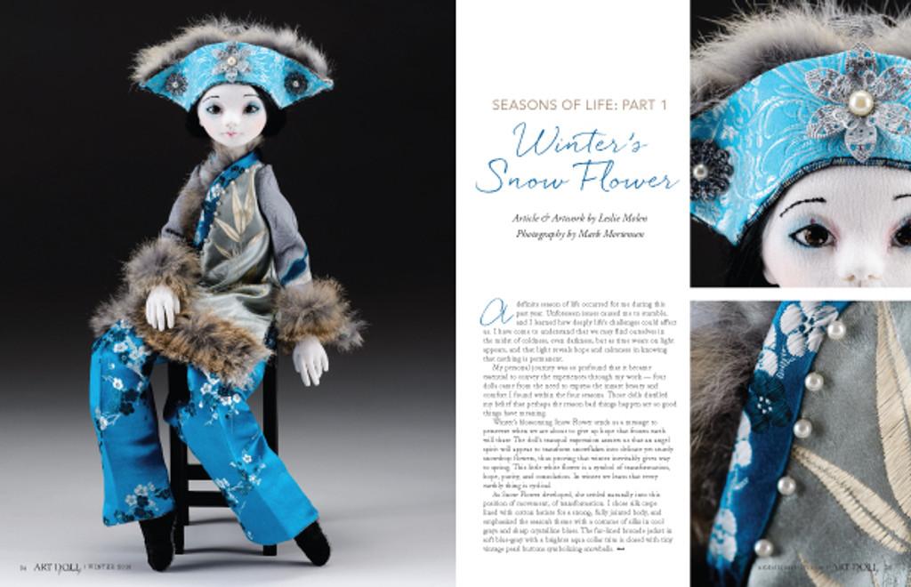 Art Doll Quarterly Winter 2016