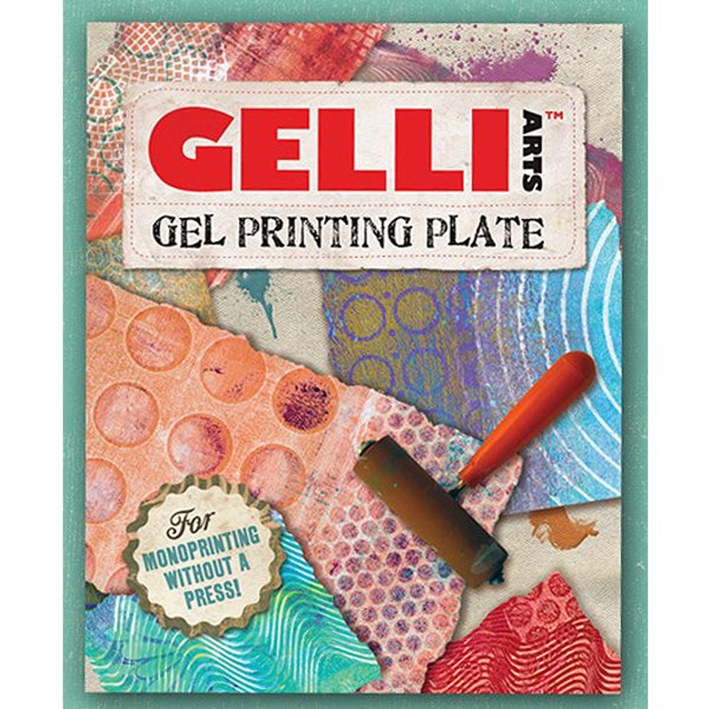 Gelli Arts Gel Printing Plate 8 x 10