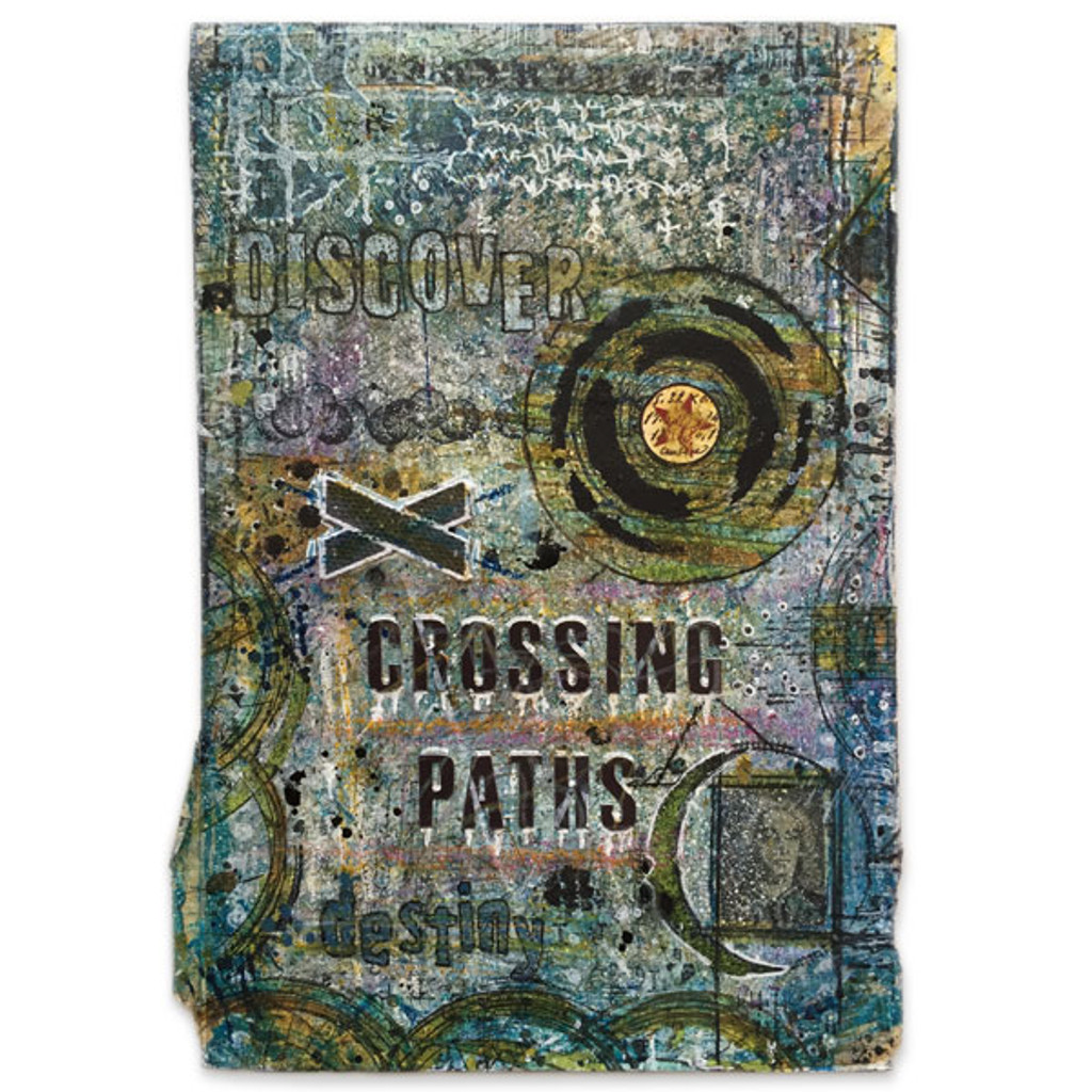 Crossing Paths Project by Seth Apter