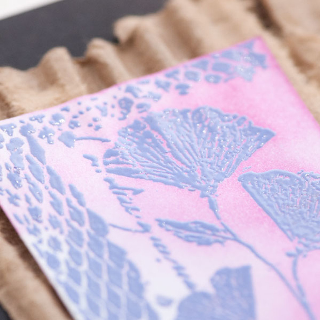 With One Stamp Project