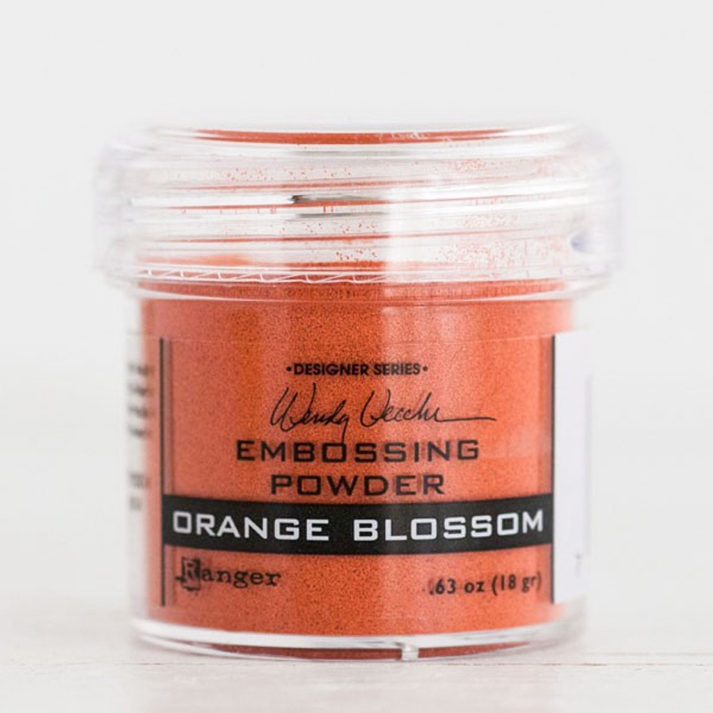 Wendy Vecchi Embossing Powder — Orange Blossom