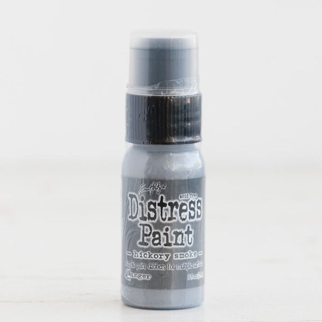 Ranger Ink Tim Holtz Distress Paint — Hickory Smoke