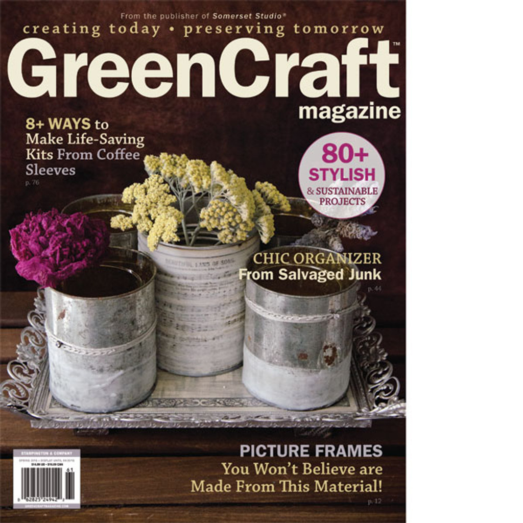 GreenCraft Magazine Spring 2016