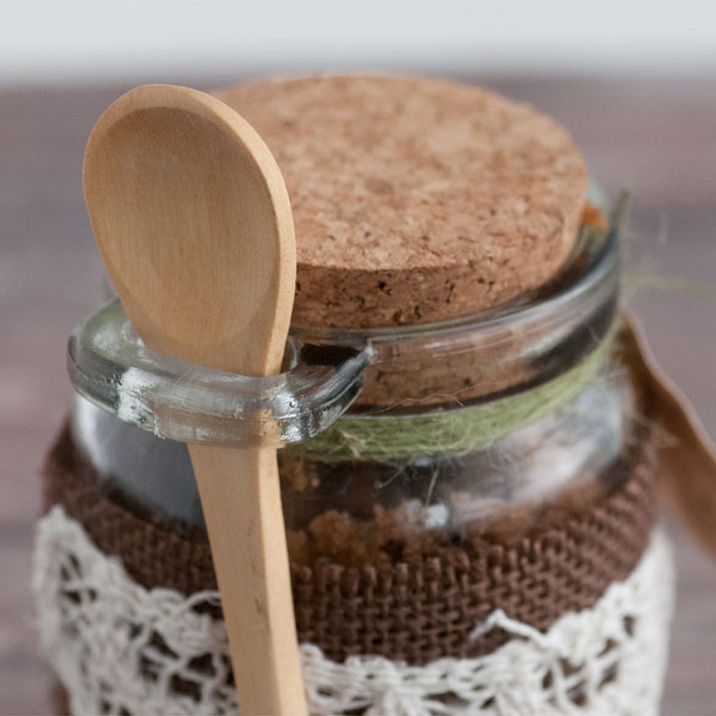 Peppermint and Eucalyptus Brown Sugar Scrub Project