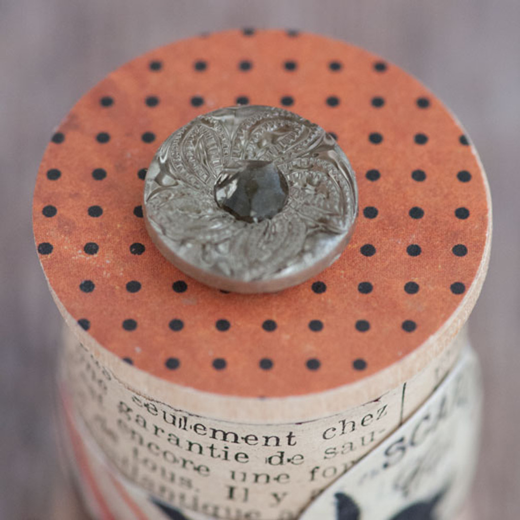 Spooky Altered Spools Project