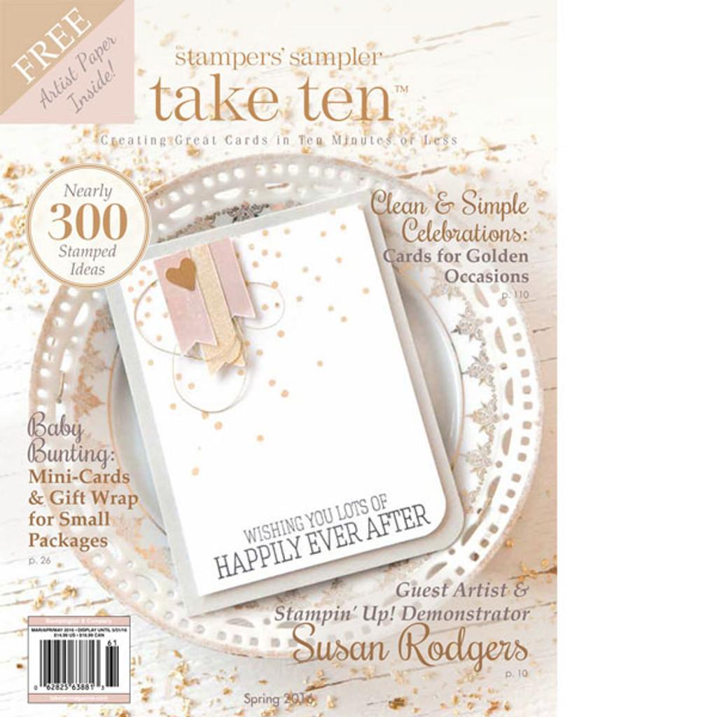 Take Ten Spring 2016