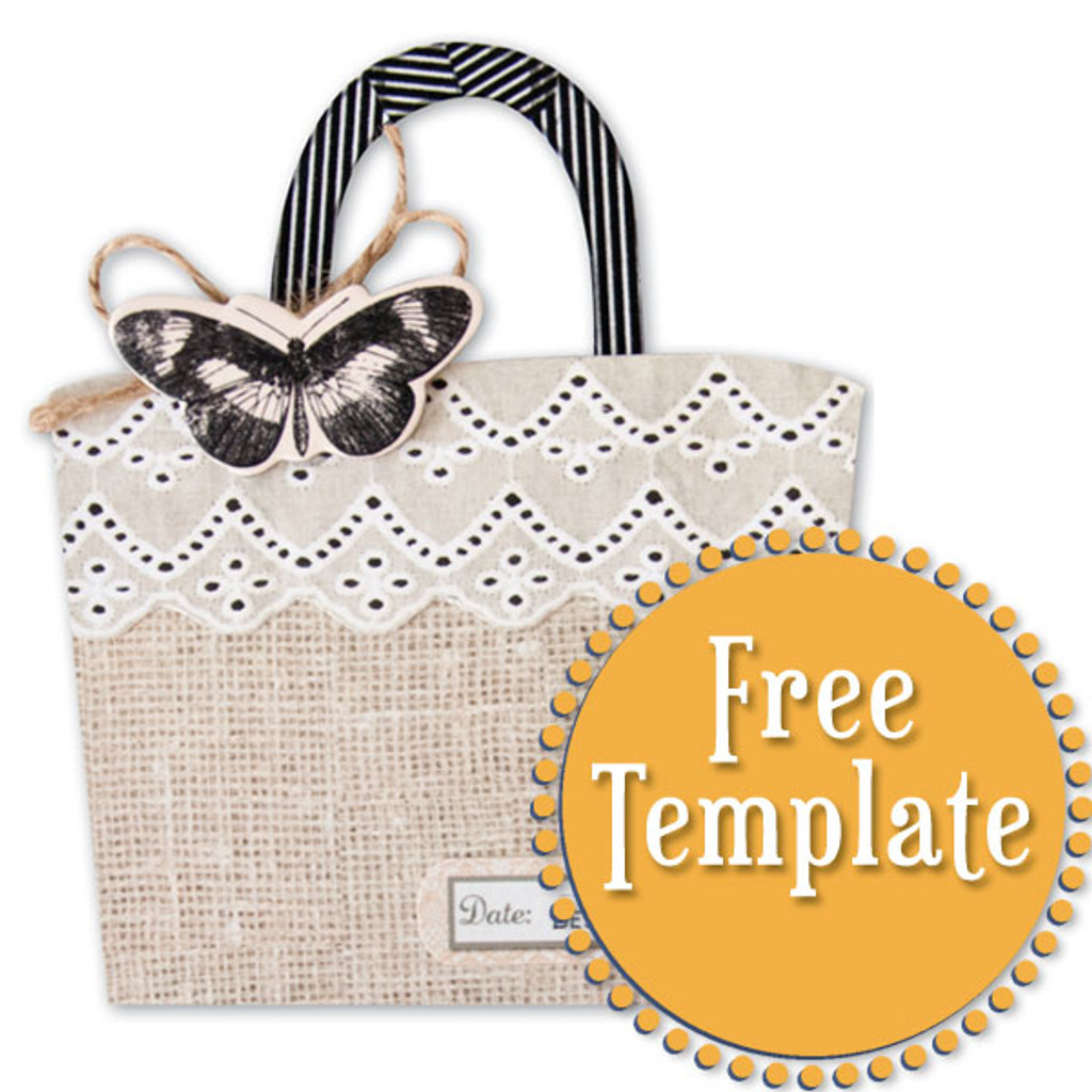 Tote Bag Tempting Template