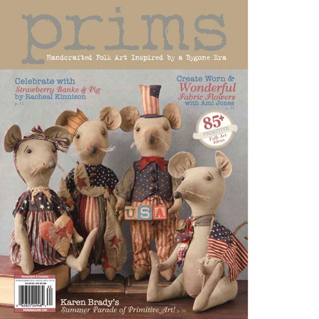 Prims Summer 2016