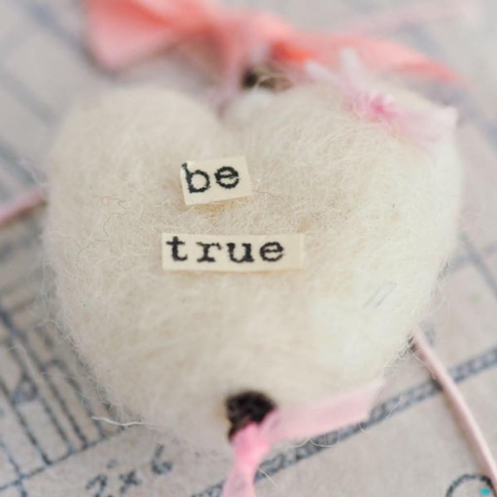 Be True — A Heartfelted Sentiment Project