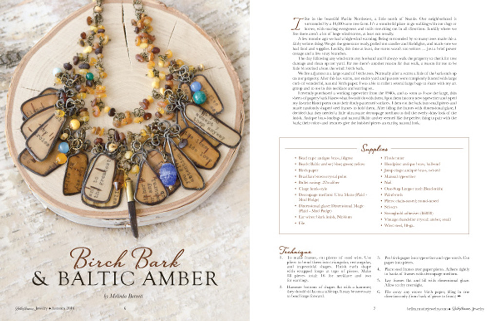 Belle Armoire Jewelry Autumn 2016