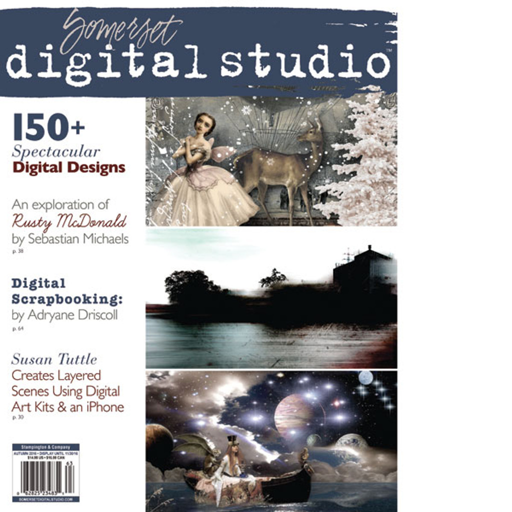 Somerset Digital Studio Autumn 2016