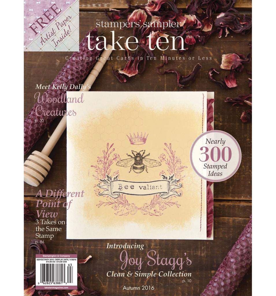 Take Ten Autumn 2016