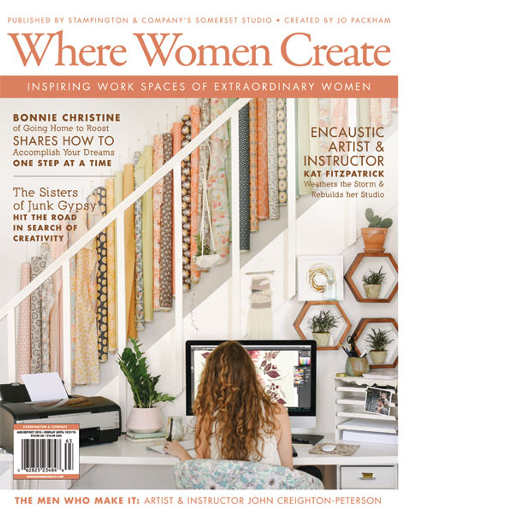Where Women Create Autumn 2016