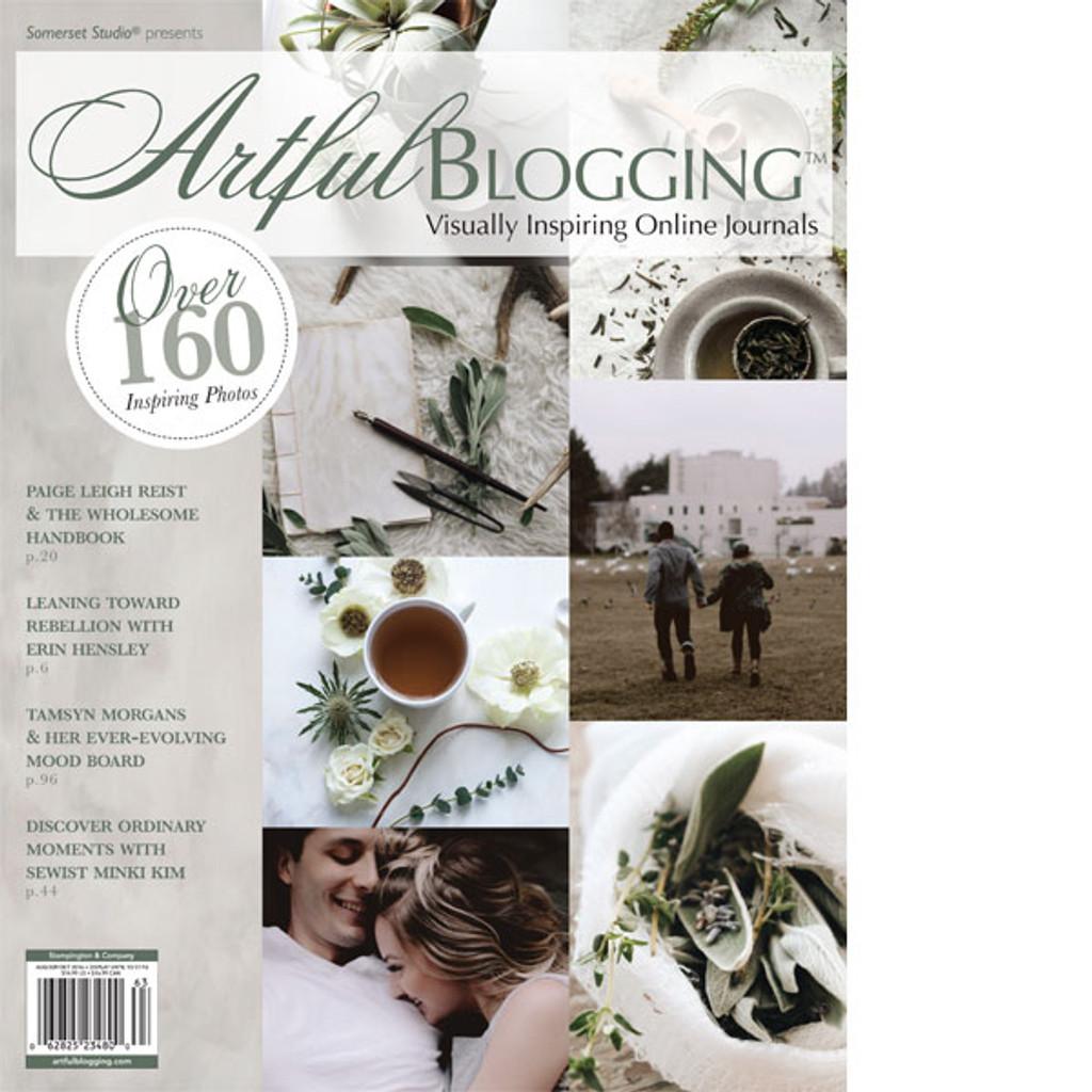 Artful Blogging Autumn 2016