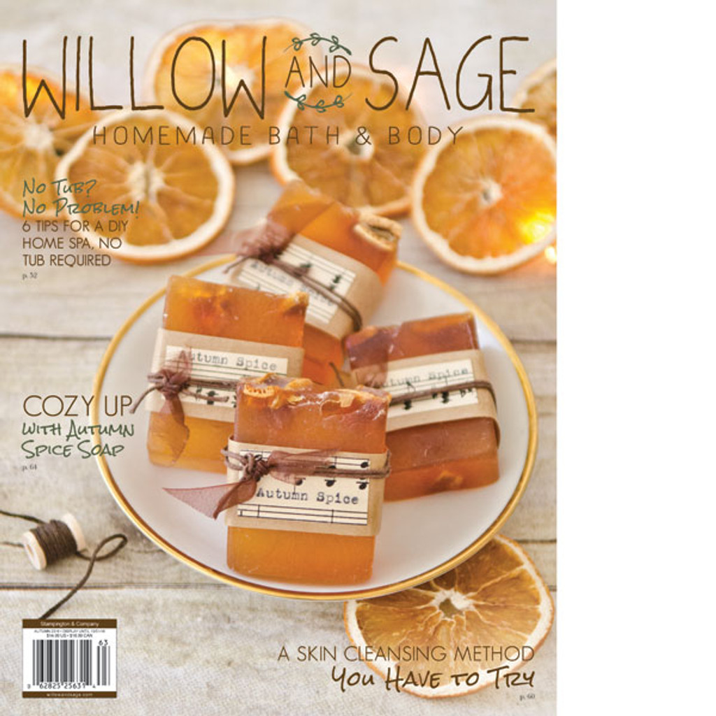 Willow and Sage Autumn 2016