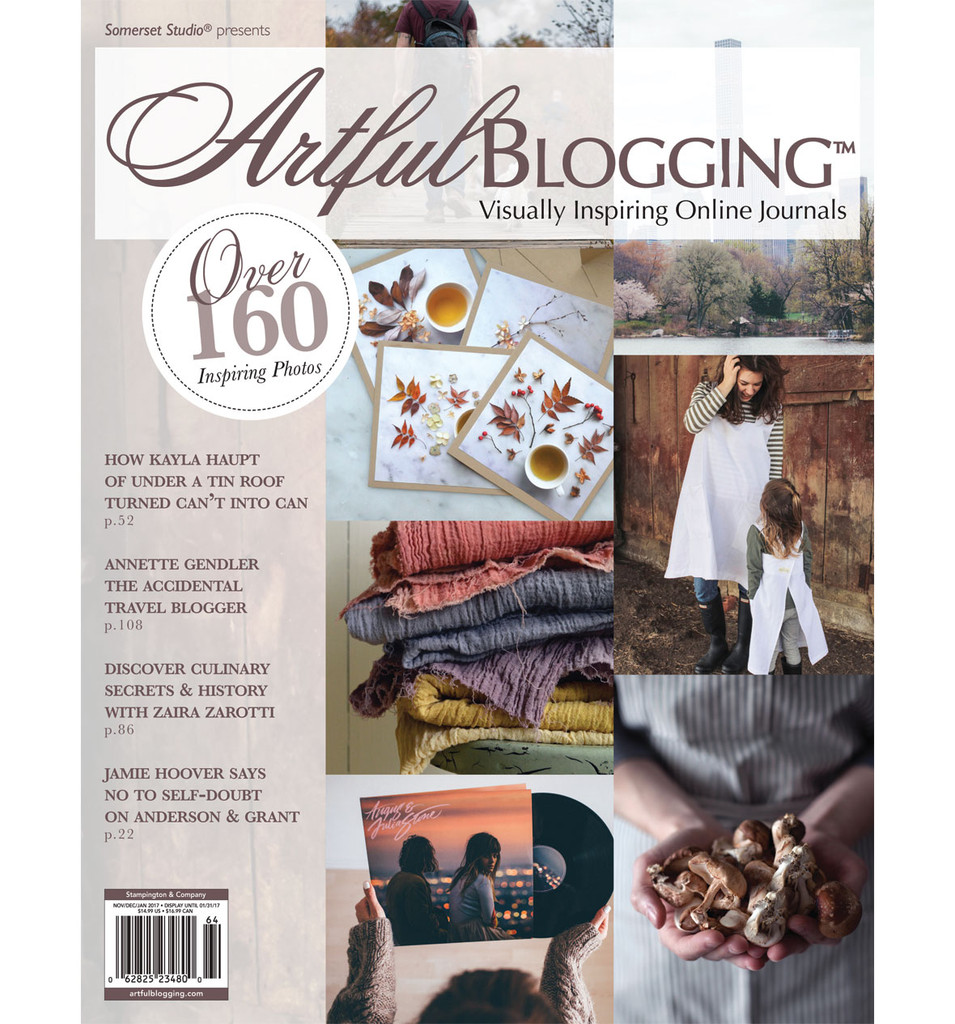 Artful Blogging Winter 2017