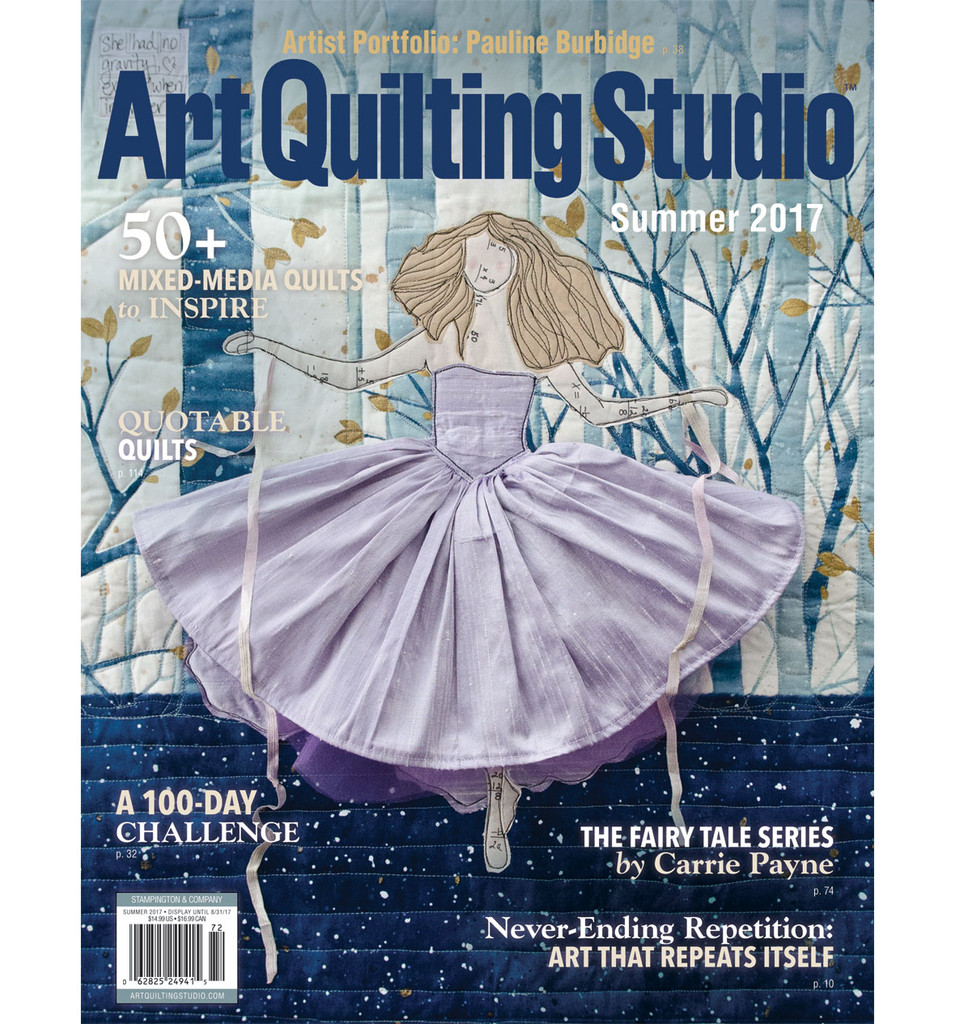 Art Quilting Studio Summer 2017