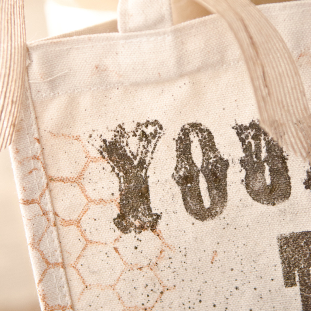 You're the Bee's Knees Tote Bag Project