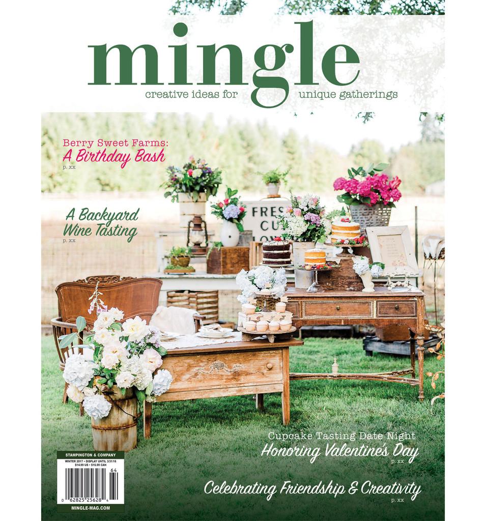 Mingle Winter 2017