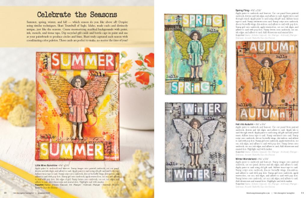 The Stampers' Sampler Summer 2016
